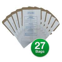 Replacement Type MM Vacuum Bag for Eureka 60297 Bag (3 Pack)