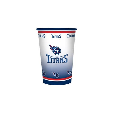 Nfl cup tennessee titans 2-pack (20 ounce)-nla