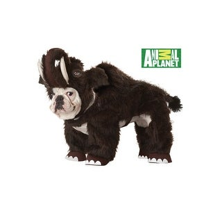 California Costumes Animal Planet Wooly Mammoth Pet Costume