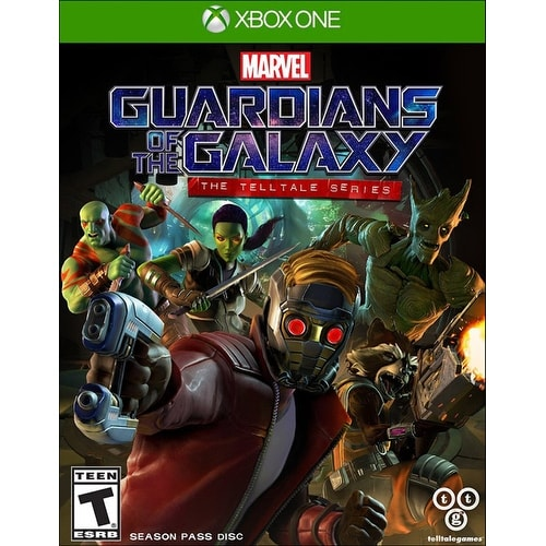 Marvel's Guardians of the Galaxy The Telltale Series - Xbox One