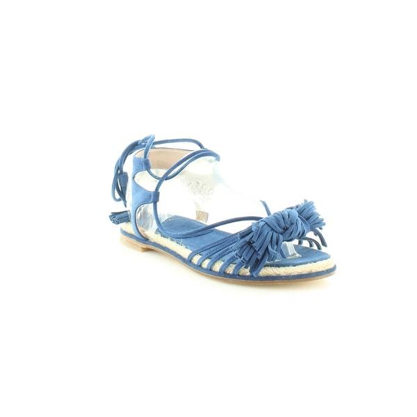 Stuart Weitzman Flowerpot Women's Sandals & Flip Flops Ultramar - 6