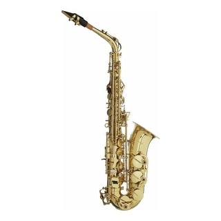 Link to Stagg Eb Alto Saxophone in ABS Case - WS-AS215 Similar Items in Woodwind Instruments