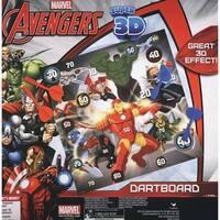 Avengers Assemble Super 3D Dartboard