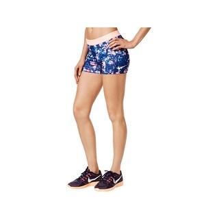 Nike Pro Womens Shorts Printed Running