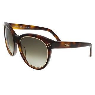Chloe CE690/S 219 Tortoise Butterfly Sunglasses - 56-19-135