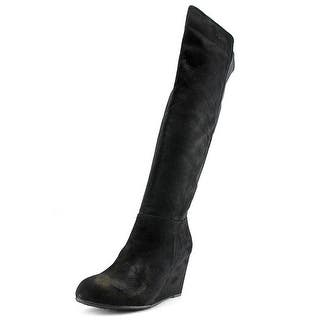 Chinese Laundry Unbelievable Women Round Toe Synthetic Black Over the Knee Boot|https://ak1.ostkcdn.com/images/products/is/images/direct/f7d2f68c1563496181ee189ae8436437a956342b/Chinese-Laundry-Unbelievable-Women-Round-Toe-Synthetic-Black-Over-the-Knee-Boot.jpg?impolicy=medium