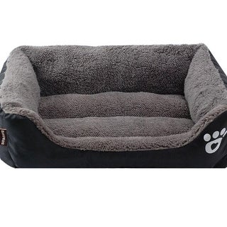 Link to Pet Supplies Pet Dog Bed Warming Dog House Soft Dog Cat Kennel Winter Similar Items in Dog Beds & Blankets