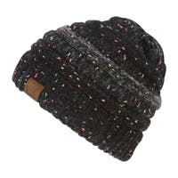 Gravity Threads Warm Cable Knit Thick Soft Beanie
