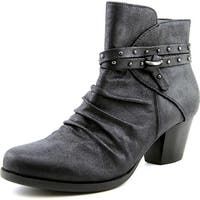 Baretraps Rainly   Round Toe Canvas  Ankle Boot