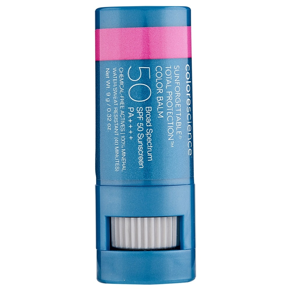 ColoreScience Sunforgettable Total Protection Color Balm 9 g Berry (Blue - Lip Sunscreen)