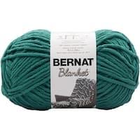 Bernat Blanket Big Ball Yarn-Malachite-Coastal Collection