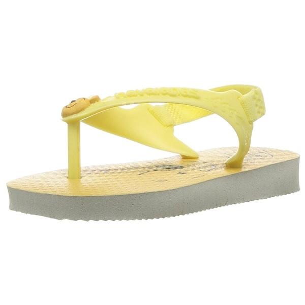 8d8e5fb3543b Shop Kids Havaianas Girls Havaianas Bungee SlingBack Flip Flops ...
