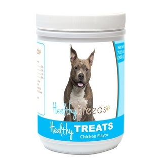 Healthy Breeds American Staffordshire Terrier Healthy Soft Treats