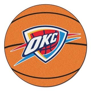 NBA - Oklahoma City Thunder Basketball Mat