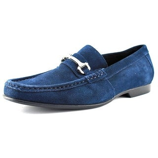 Stacy Adams Ellston Moc Toe Suede Loafer