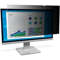"""3M Mobile Solution Pf240w9b Privacy Filter For 24"""" Widescreen Monitor Displays"""
