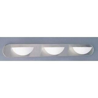 """Volume Lighting V1093 3 Light 36"""" Width Bathroom Vanity Light"""