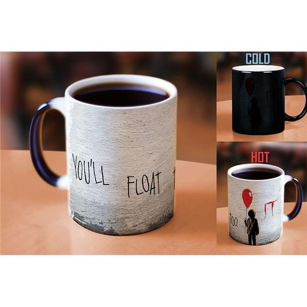 It The Movie Youll Float Too Heat Sensitive Morphing Mugs