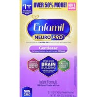 Enfamil NeuroPro Non GMO Infant Formula Gentlease 30.4 oz. - purple gentlease - 30.4 oz.