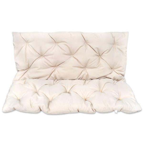 """vidaXL Cream Cushion for Swing Chair 47.2"""""""