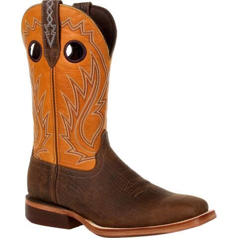Durango® Arena Pro XRT Acorn Western Boot , DDB0311 - ACORN AND INCA GOLD