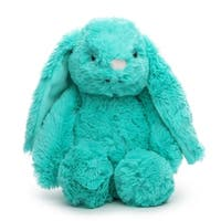 Gitzy Mint Green Bunny Rabbit Plush
