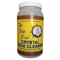 Tip Top Teak Crystal Deck Cleaner - Half Gallon - TC 2001