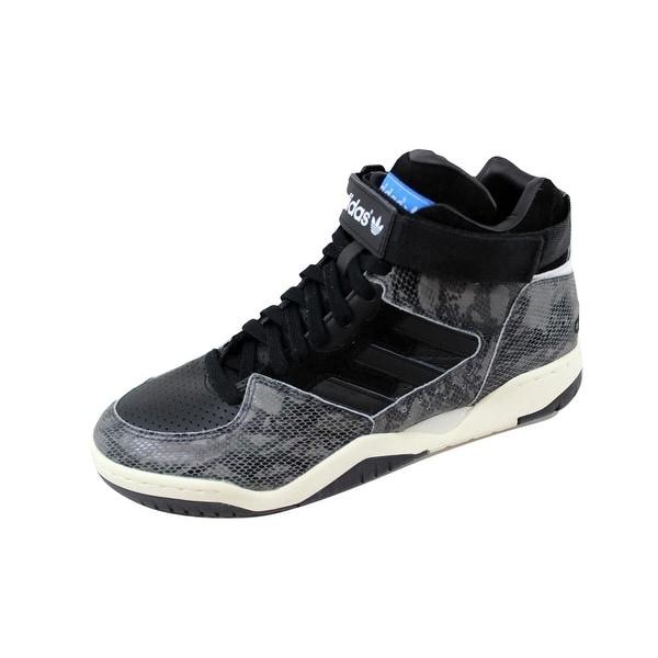 Adidas Men's Enforcer Mid Black/Black-Legacy Q34162