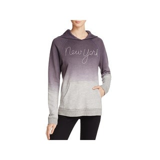 Sundry Womens T-Shirt Modal Ombre