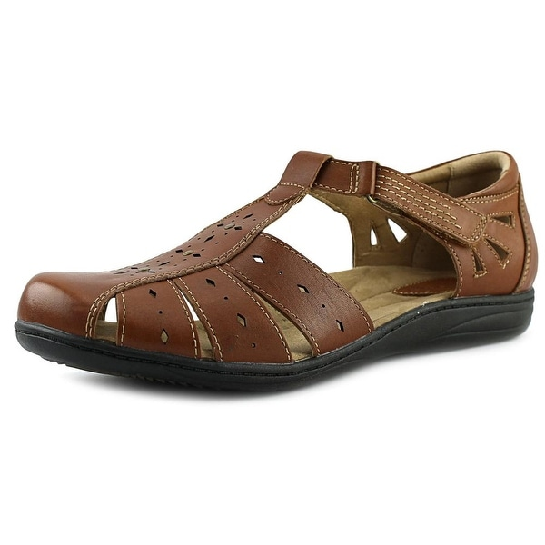 a2936df61 ... Women's Shoes; /; Women's Heels. Earth Origins Laurie Women W Round Toe  Leather Brown Mary Janes