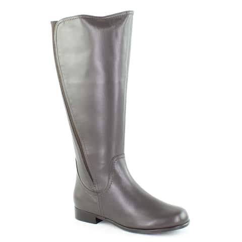 Walking Cradles Womens Torin Brown Nappa Fashion Boots Size 5
