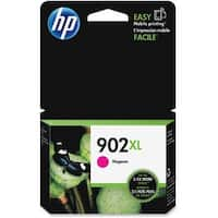 HP 902XL High Yield Magenta Original Ink Cartridge (T6M06AN) (Single Pack)