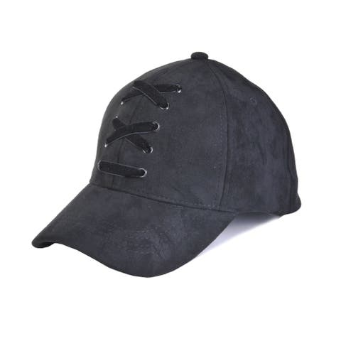 Top Headwear Laced Baseball Cap