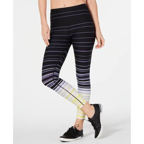 Calvin Klein Performance Women's High-Waist Slimming Athletic Leggings, XS