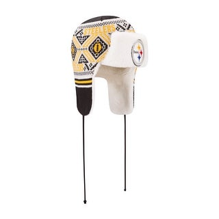 Pittsburgh Steelers Festive Trapper Hat