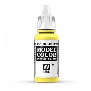 Vallejo Acrylic Paint, Light Yellow