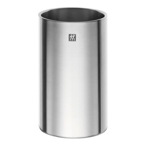 ZWILLING Sommelier Stainless Steel Wine Bottle Cooler - Stainless Steel