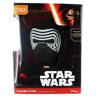 """Star Wars 15"""" Talking Plush: Kylo Ren"""