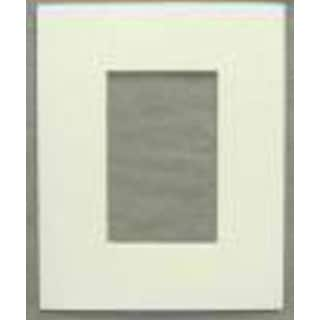 Shop White Acid Free Picture Frame Mat 11x14 Free Shipping On