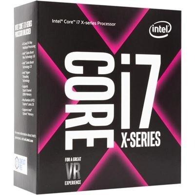 Intel Bx80673i77800x Core I7-7800X X-Series 3.5 Ghz 6-Core Lga 2066 Processor