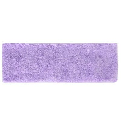 Unique Bargains Sports Athletic Sweatband Head Band Light Purple