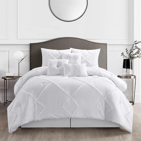 Grand Avenue Melissa 7 Piece Comforter Set