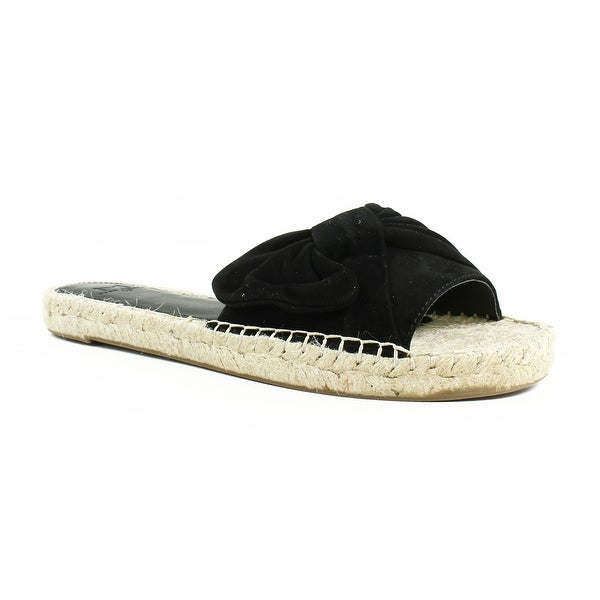 431079274 Shop Marc Fisher Womens Black Espadrille Sandals Size 8 New - On ...