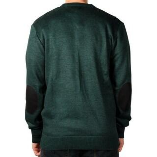 Ecko Unltd. Young Men's Marled V-Neck Sweater