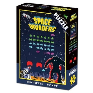 Space Invaders Collectors Version Puzzle
