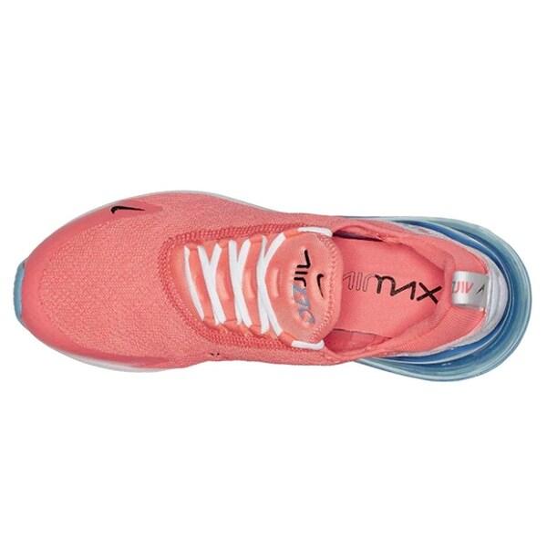 Authentic Nike Air Max Thea Pink Blast Laser Orange Black