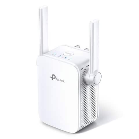 TP-Link AC1200 Wi-Fi Range Extender AC1200 Wi-Fi Range Extender Wall