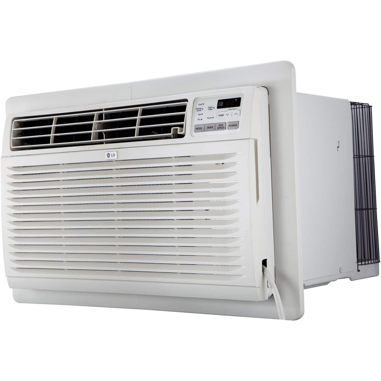 LG - LT1237HNR Frigidaire Air Conditioner Thru-The-Wall Electronic