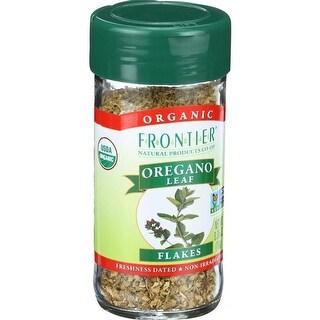 Frontier Herb - Organic Oregano ( 4 - .36 OZ)