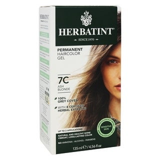 Herbatint Hair Color 7C Ash Blonde 4-ounce